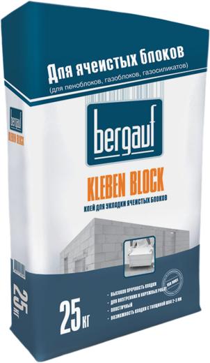 Bergauf Kleben Block клей для укладки ячеистых блоков