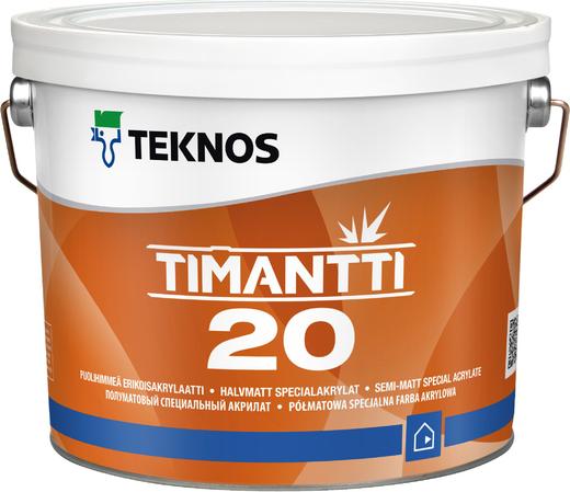 Текнос Timantti 20 полуматовый специальный акрилат
