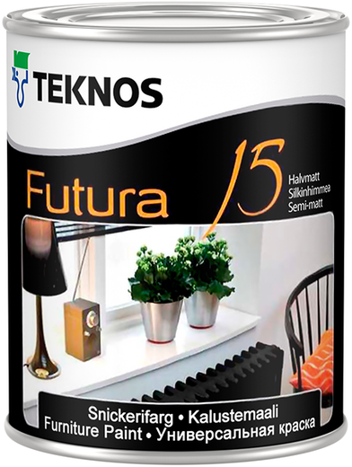 Текнос Futura 15 универсальная краска