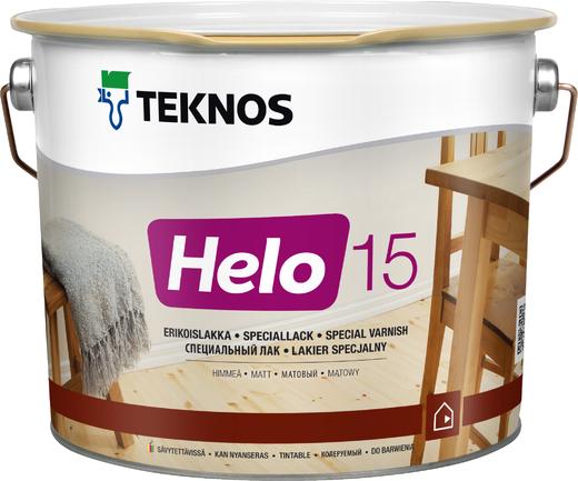 Текнос Helo 15 матовый специальный лак