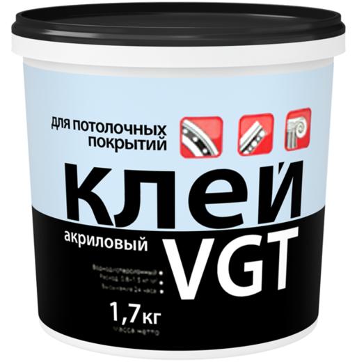 ВГТ клей акриловый для потолочных плит и плинтусов