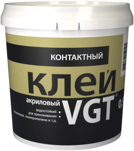 ВГТ клей акриловый контактный (10 кг)