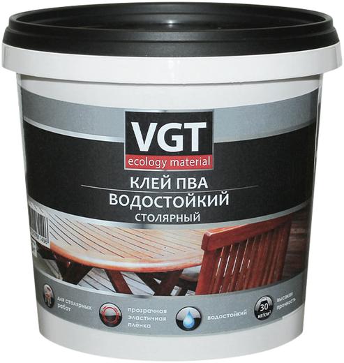 ВГТ ПВА Водостойкий клей столярный (2.5 кг)