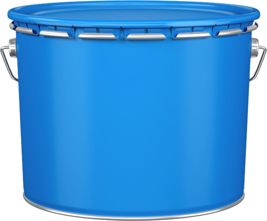 Тиккурила Диккопласт 80 двухкомпонентная краска кислотного отверждения (10 л база TCL) бесцветная