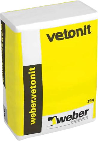 Вебер Ветонит SB 45 цементный раствор для ремонта бетонных конструкций