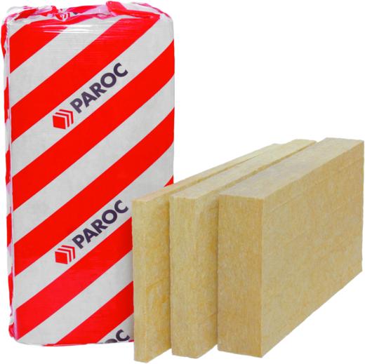 Paroc Extra Plus универсальная теплоизоляционная плита общестроительного назначения