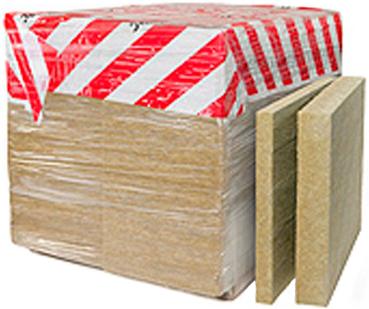 Paroc ROS 30 жесткая негорючая кровельная плита из каменной ваты (0.6*1.2 м/150 мм) 2 плиты