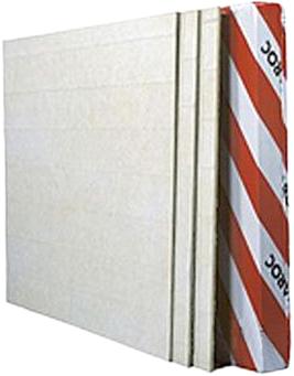 Paroc ROB 60t жесткая негорючая плита из каменной ваты (1.2*1.8 м/20 мм) 112 плит