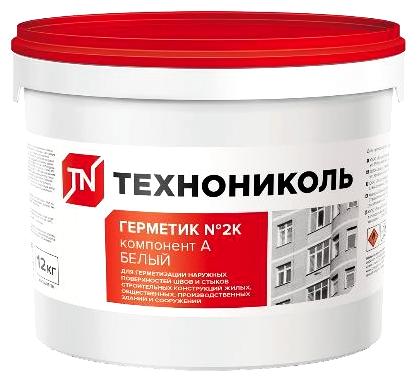 Технониколь 2К герметик двухкомпонентный полиуретановый