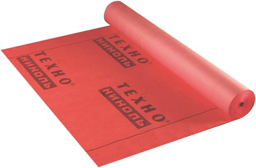 Пароизоляционная для скатных кровель и стен 1.6*50 м гладкое