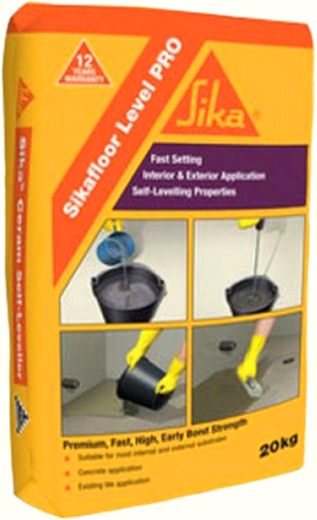Sika Sikafloor Level Pro наливной пол для предварительного и окончательного выравнивания