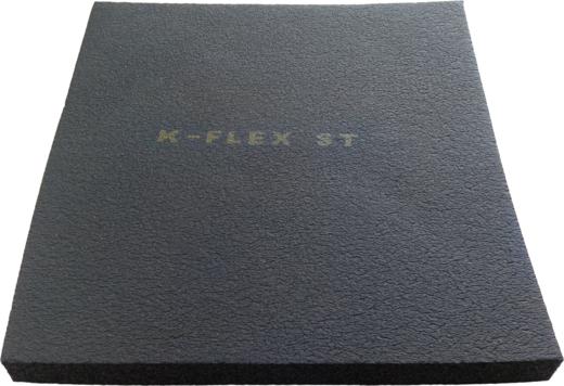 K-Flex ST универсальная техническая теплоизоляция (пластина 1*2 м/10 мм)
