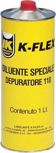 K-Flex Diluente Speciale Depuratore 110 очиститель