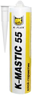K-Flex K-Mastic 55 клей-герметик для герметизации швов защитных покрытий