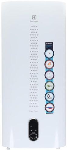 Электрический накопительный водонагреватель Electrolux EWH Royal Flash 30 Silver