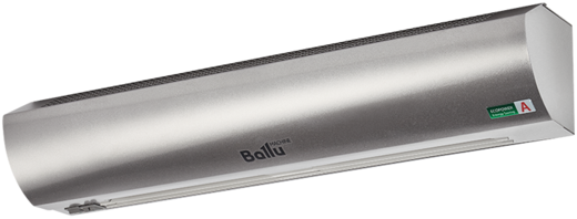 Электрическая тепловая завеса Ballu BHC S2-Metallic L08-S05 M