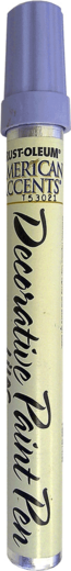 Rust-Oleum American Accents Decorative Paint Pen краска-карандаш дизайнерская (10 мл) белая
