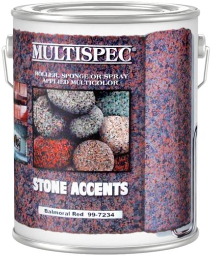 Rust-Oleum Multispec Stone Accents декоративное покрытие с эффектом природного камня (946 мл) гранит (золотой песок) природный камень