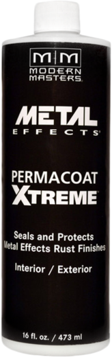 Rust-Oleum Modern Masters Metal Effects Permacoat Xtreme грунт для защиты от коррозии защитный лак (118.3 мл)