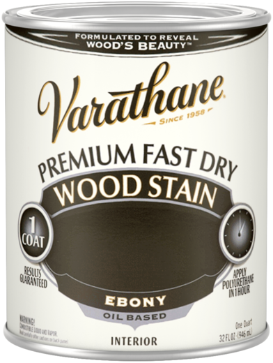 Тонирующее прозрачное масло для дерева Rust-Oleum Varathane Premium Fast Dry Wood Stain (236 мл) традиционная вишня
