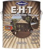 Rust-Oleum Wolman E-H-T Exotic Hardwood Treatment пропитка по экзотическим породам древесины