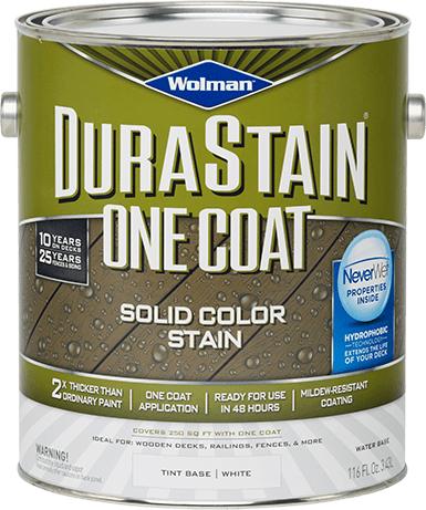 Rust-Oleum Wolman DuraStain Solid Color Stain водная кроящая суперстойкая пропитка для дерева