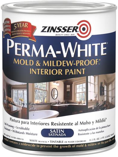 Rust-Oleum Zinsser Perma-White Interior Paint краска для внутренних работ