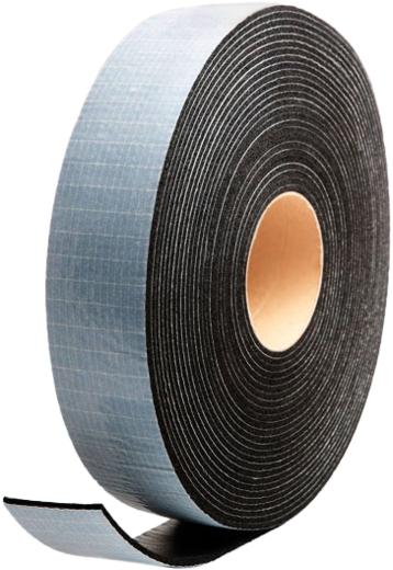 K-Flex ST универсальная техническая теплоизоляция (лента из вспененного каучука самоклеящаяся)