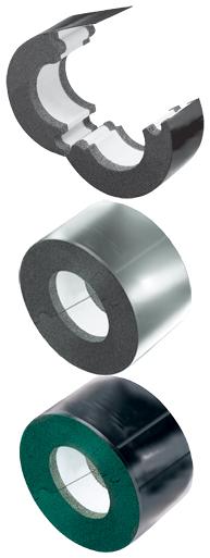 K-Flex ST универсальная техническая теплоизоляция (подвес d76/13 мм)