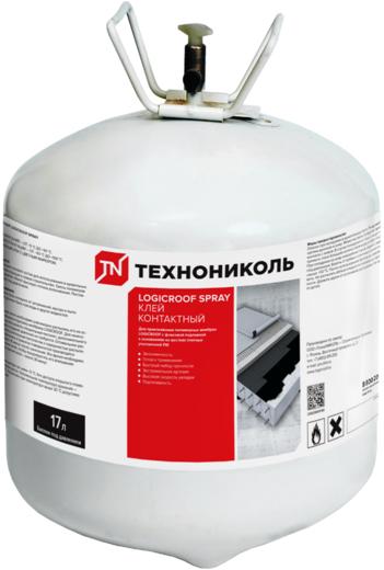 Технониколь Logicroof Spray клей контактный (17 л)