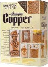 Rust-Oleum American Accents Antique Copper краска эффект античности