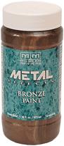 Rust-Oleum Modern Masters Metal Effects Bronze Paint краска с эффектом металлика бронза (177 мл) бронза