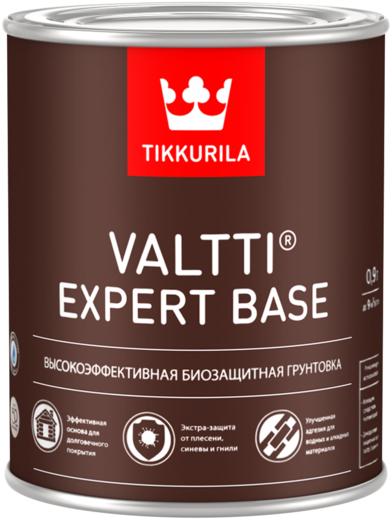 Тиккурила Валтти Эксперт Бейс высокоэффективная биозащитная грунтовка (9 л)