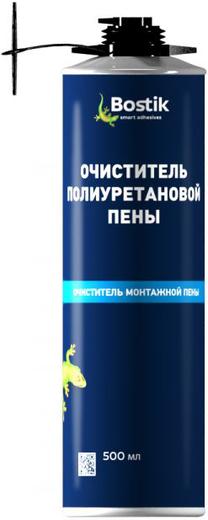 Bostik очиститель полиуретановой (ПУ) монтажной пены (500 мл)