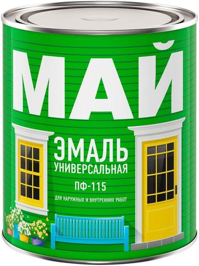 Май ПФ-115 эмаль