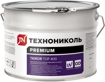 Технониколь Special Taikor Top 400 полимерная УФ стойкая защитная композиция (10 кг) белая