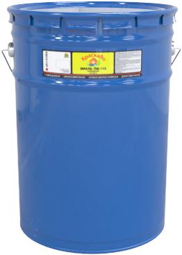 КраскаВо ПФ-115 Стандарт эмаль (25 кг) белая