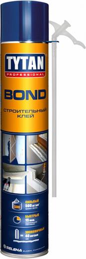 Титан Professional Bond клей строительный многоцелевой полиуретановый