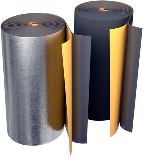Энергофлекс Energopack TK рулон самоклеящийся (1*25 м) гладкое
