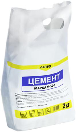 Артель М-500 цемент