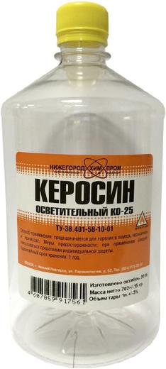 Нижегородхимпром КО-25 керосин осветительный