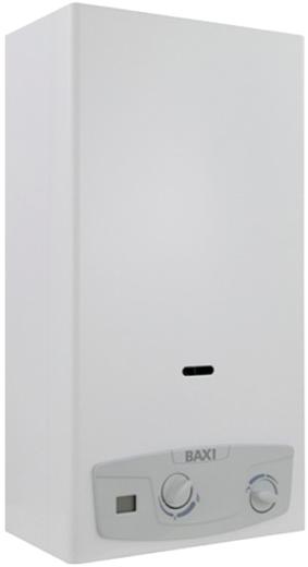 Baxi SIG-2 11 p газовый проточный водонагреватель