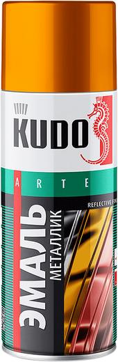 Kudo Arte Reflective Finish эмаль металлик универсальная