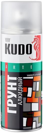 Kudo Arte грунт алкидный универсальный (520 мл) белый