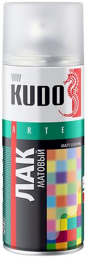 Kudo Arte Matt Coating лак матовый акриловый универсальный