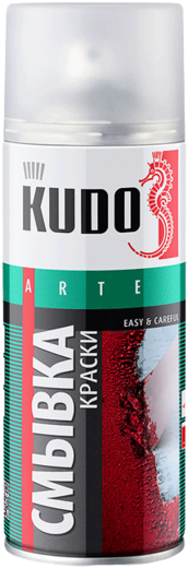 Kudo Arte Easy & Careful смывка старой краски