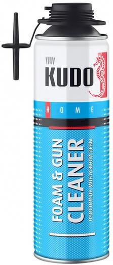 Kudo Proff Foam & Gun Cleaner профессиональный очиститель монтажной пены