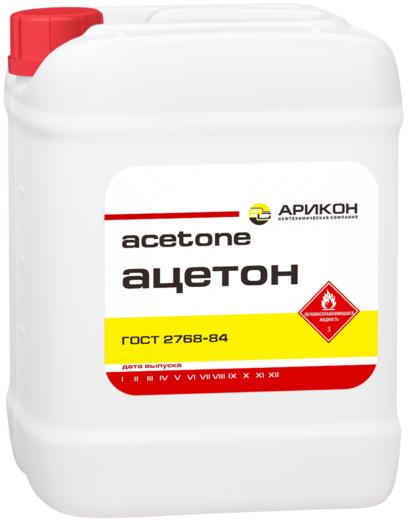 Арикон ацетон (10 л)