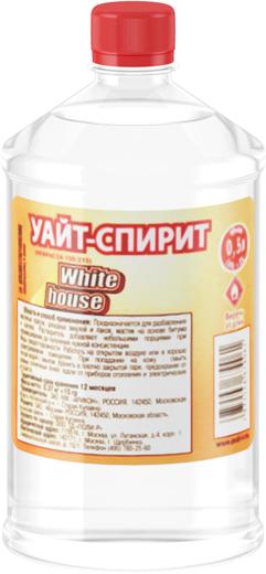 White House С4 150/215 уайт-спирит нефрас (1 л)