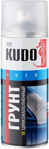 Kudo Auto грунт 1K цинконаполненный (520 мл)
